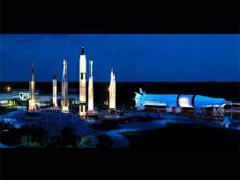 1-Day Ultimate Space Experience Tour from Orlando