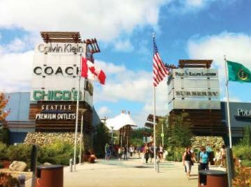 1-Day Seattle Premium Outlet Shopping Tour from Vancouver