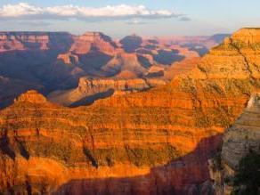 8-Day Grand Canyon, Theme Parks, San Francisco, 17 Miles Scenic DriveTour from Las Vegas - SF Out