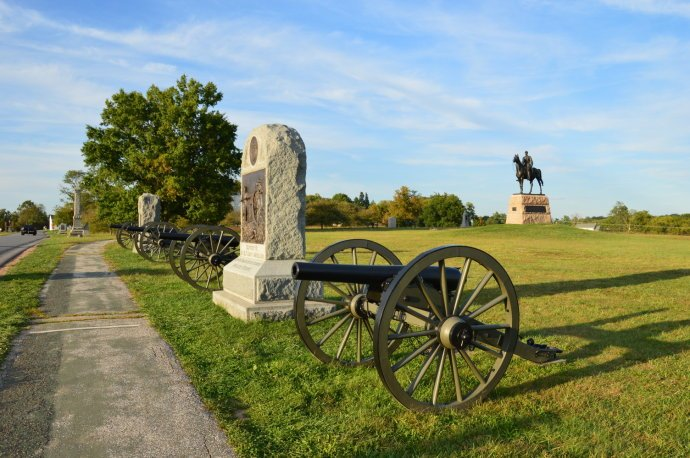 Gettysburg 1-Day Tour from Washington DC