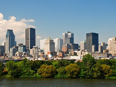 1-Day Montreal Private Tour by train from Ottawa