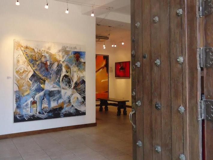 Cabo Art Galleries and Fine Culinary Experience from Cabo San Lucas/Corridor/San Jose