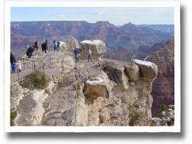Grand Canyon Round Trip Transportation by Bus from Las Vegas