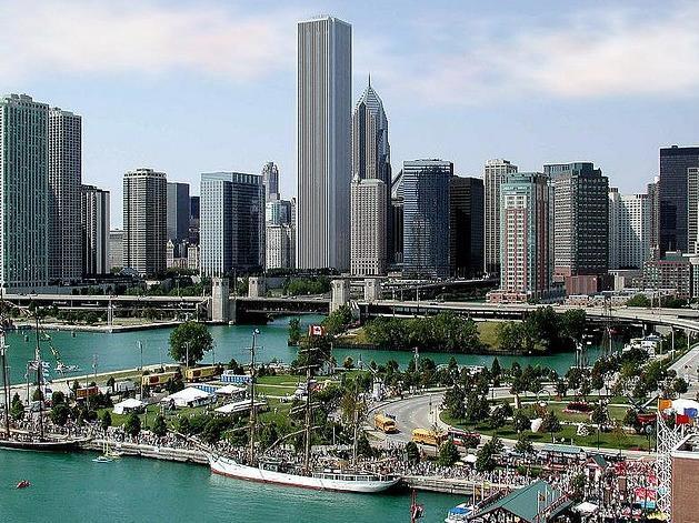 芝加哥市区1日游