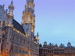 2-7 Days Paris, Reims, Luxembourg, Amsterdam, Brussels Western Europe Flexible Tour from Paris in English