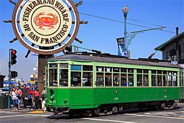 3-Day San Francisco City and Berkeley Tour from San Francisco with Airport Pickup