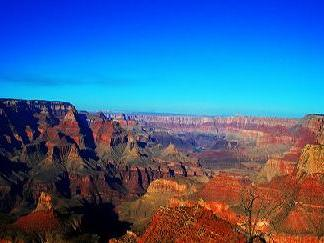 6-Day Grand Canyon, Berkeley, Las Vegas Tour from San Francisco  with Airport Pickup