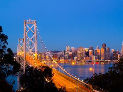 8-Day Santa Monica, Las Vegas, San Francisco Leisure Tour from Los Angeles