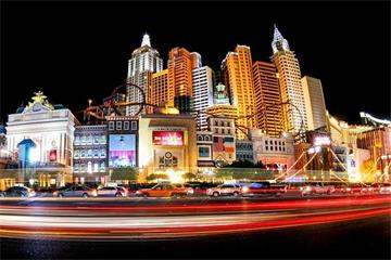 8-Day Los Angeles, Las Vegas, San Francisco Tour from Los Angeles
