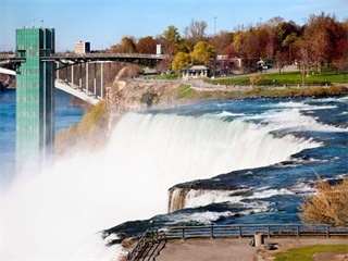 3-Day Niagara Falls, Corning Glass Center and Boston Tour from New York/New Jersey