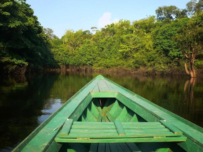 4-Day Amazon Manaus Jungle Adventure from Manaus