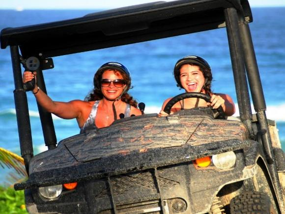 Side By Side 4x4 Adventure Tour from Punta Cana...