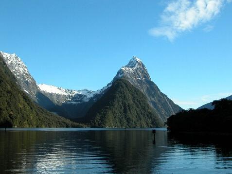 6日-新西蘭南島冰川全景美食之旅(基督城出發)