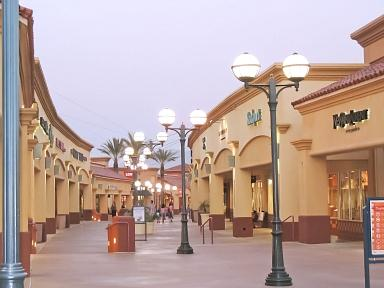 1-Day Palm Spring Outlets Tour from Los Angeles