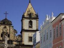 Salvador Historical City Tour