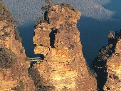 1-Day Blue Mountains, Australian Wildlife and River Cruise Tour from Sydney