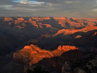 1-Day Grand Canyon South Rim Bus Tour (with buffet lunch) from Las Vegas