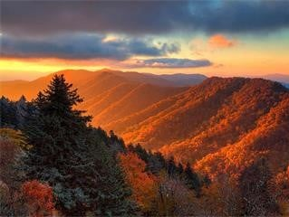 4-Day Tennessee, Great Smoky Mountains, Shenandoah National Park, Chattanooga Tour from New York/New Jersey