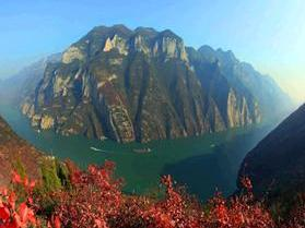 5-Day Discover Yangtze River Cruise Gold 7 Upstream from Yichang