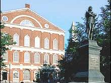 1-Day  Boston Freedom Trail  Tour from New York...
