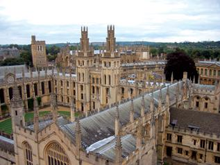 1 Day Oxford and Cambridge Tour from London