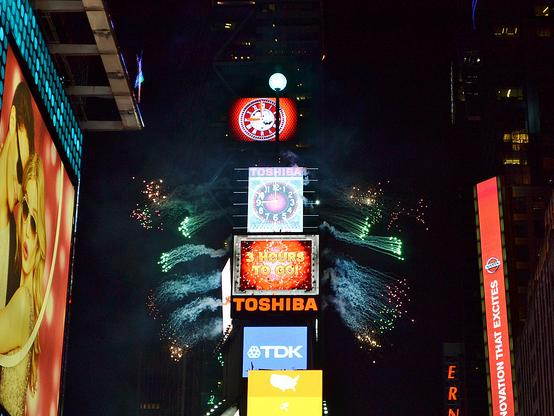 6-Day East Coast New Year's Eve Countdown Tour from Boston