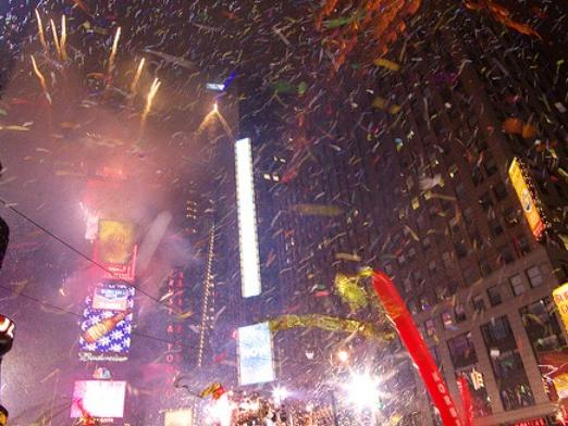 2-Day New Year's Eve Times Square Countdown Tour from Boston