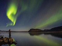 1-Day Aurora Viewing Deluxe Tour from Reykjavik