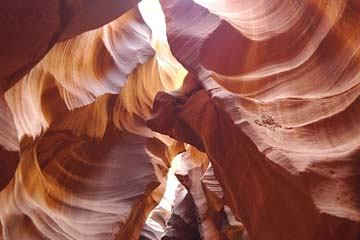 7-Day Antelope Canyon, Grand Canyon West Rim, Theme Parks, Southwest Grand Circle Tour from Los Angeles