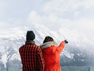3-Day Yoho National Park, Lake Louise, Banff, Rocky Mounains Winter Tour from Calgary with Airport Transfer