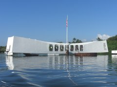 Pearl Harbor, Arizona Memorial and Punchbowl Tour