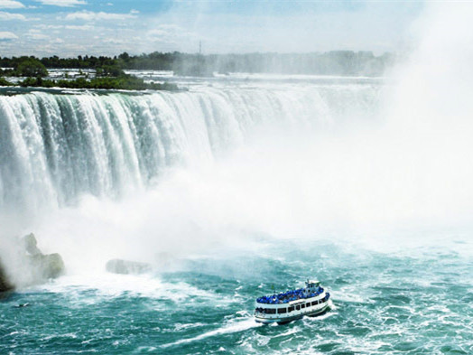 5-Day Boston, Niagara Falls, White Mountain from Boston with Airport Pick-up