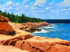 5-Day Boston, 1000 Islands, Niagara Falls and Martha's Vineyard Tour from Boston with Airport Pick-up