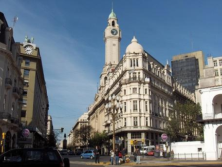 Buenos Aires City Tour & Deluxe Lunch in Puerto Madero