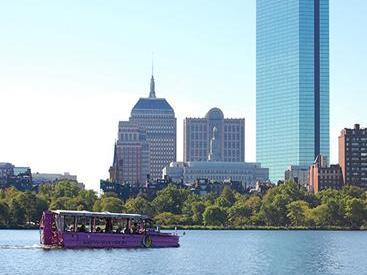 波士顿鸭子船门票