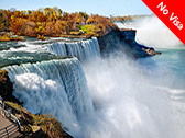 3-day Niagara Falls, Thousand Island, Corning, Buffalo in Depth Tour from Boston