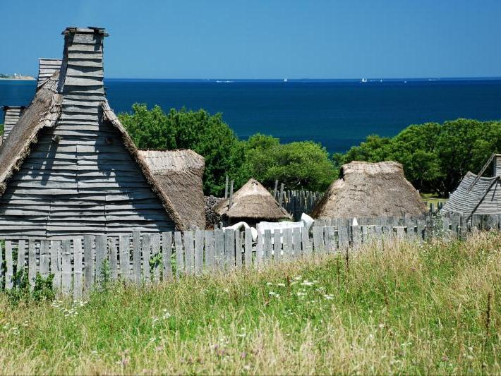 1-Day Pilgrim's Path and Plimoth Plantation Tour from Boston