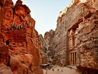 3-Day Explore the Lost City of Petra & Wadi Rum Tour from Amman