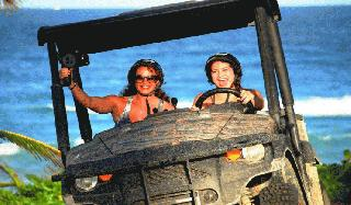Side By Side 4x4 Adventure Tour from Punta Cana