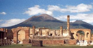 Half-Day Pompeii and Vesuvius Sightseeing Tour from Naples