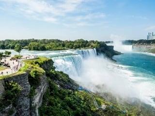 4-Day Niagara Falls, Philadelphia, Washington DC Tour from New York