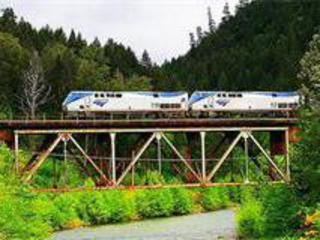 7-Day Redwood National Park, Crater Lake National Park, Amtrak Coast Starlight Tour from San Francisco