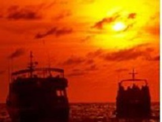 Los Cabos Sunset Dinner Cruise Tour from Cabo San Lucas