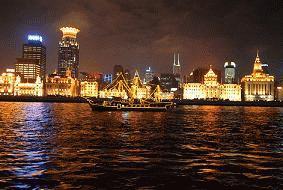 Charming Tour of Night Shanghai