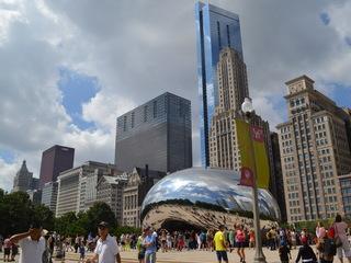 illinois, chicago, millenium park