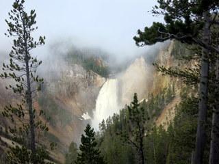 wyoming, yellowstone, upper falls