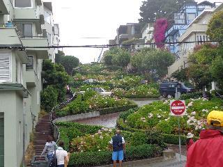 california, san francisco, lombard street