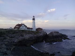 maine, portland, lighthouse