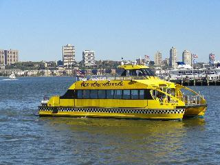 New York, new york city, water taxi