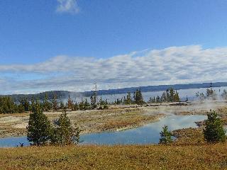 wyoming, yellowstone national park, yellowstone, yellowstone lake